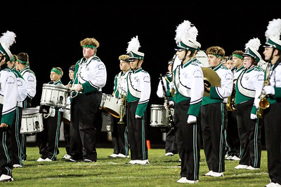 WBHS Band vs Howland-60