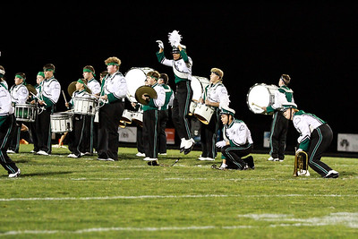 WBHS Band vs Howland-38