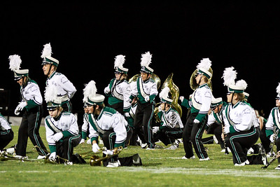 WBHS Band vs Howland-47