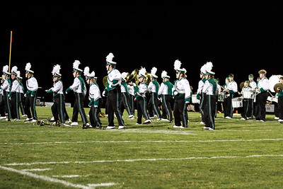 WBHS Band vs Howland-35
