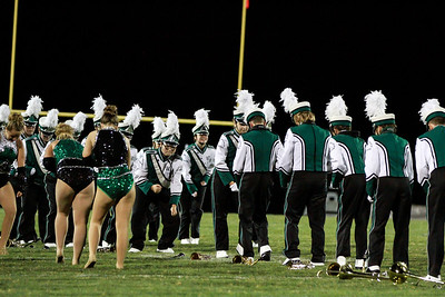 WBHS Band vs Howland-43