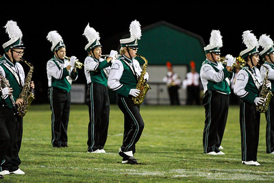 WBHS Band vs Howland-21