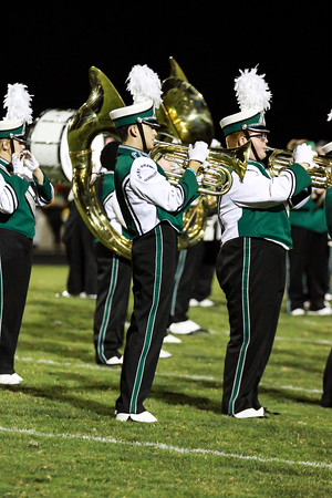 WBHS Band vs Howland-24