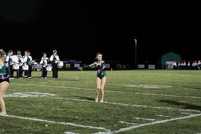 WBHS Band vs Howland-12