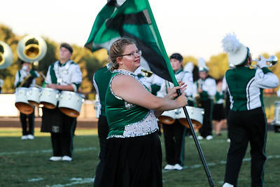 WBHS Band vs Howland-5