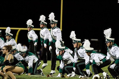 WBHS Band vs Howland-37