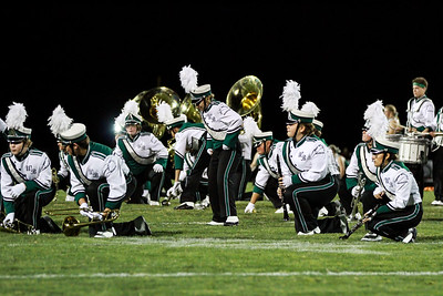 WBHS Band vs Howland-50