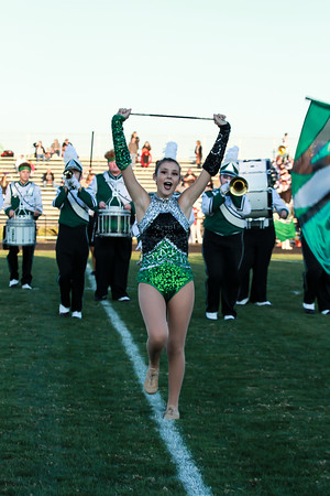 WBHS Band vs Howland-7
