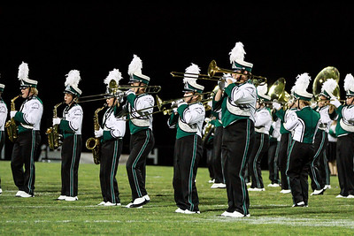 WBHS Band vs Howland-32