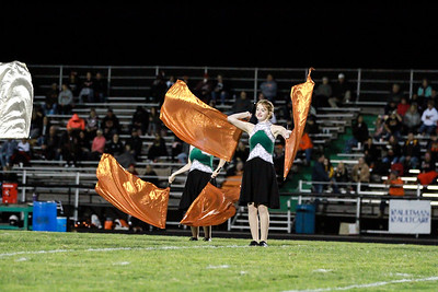 WBHS Band vs Howland-53
