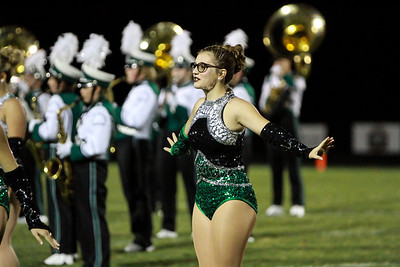 WBHS Band vs Howland-28