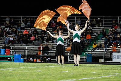 WBHS Band vs Howland-56
