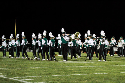 WBHS Band vs Howland-34