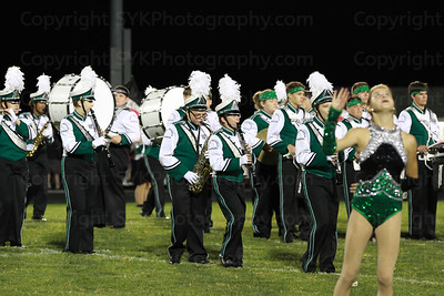 WBHS Band vs Marlington-11