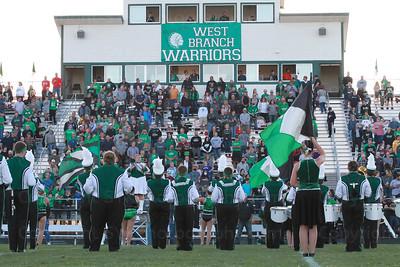 WBHS Band vs Marlington-7