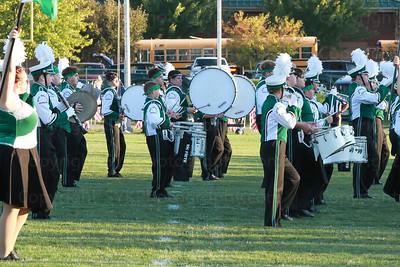 WBHS Band vs Marlington-5