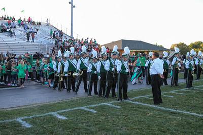 WBHS Band vs Marlington-1