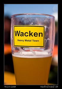 Wacken Open Air 2008, W:O:A