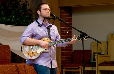 WPPC Open Mic 9 May 2014