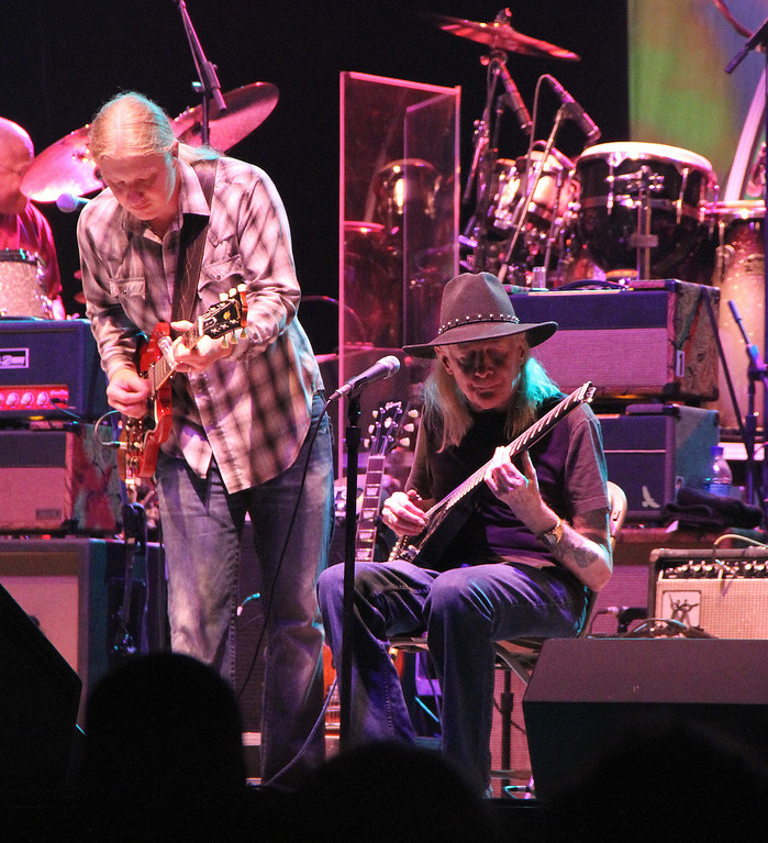 Derek Trucks / Johnny Winter