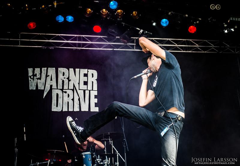 Warner Drive - SwedenRock 2016
