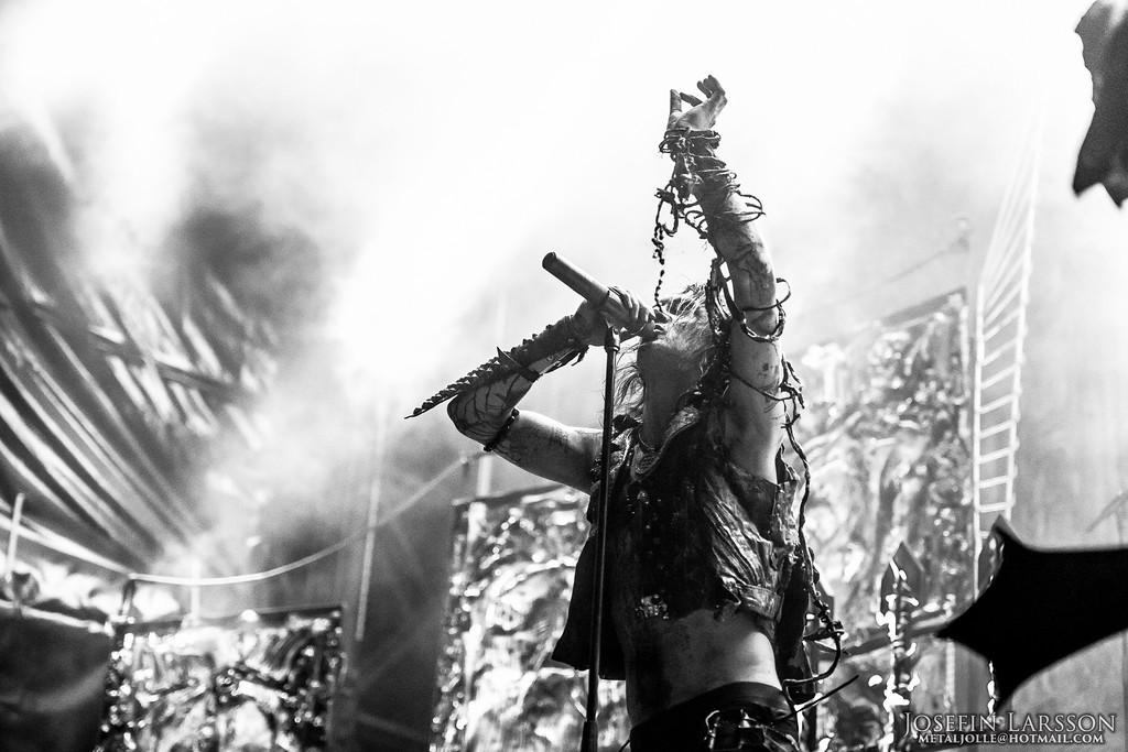 Watain - Copenhell 2014