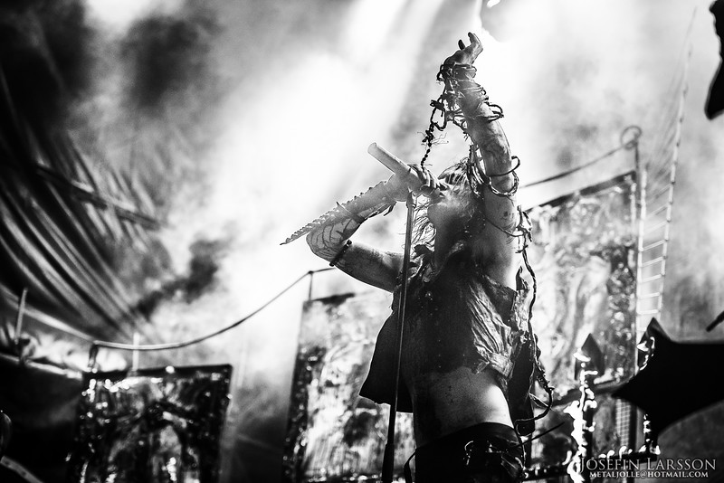 Watain - Copenhell 2014