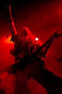 Watain, 4/24/2012, Slim's, San Francisco