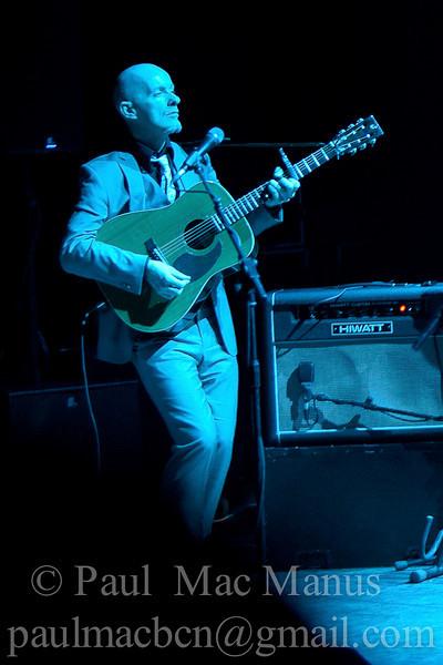 WBGL-17 Joe Chester, The Waterboys. Dublin, March 2010