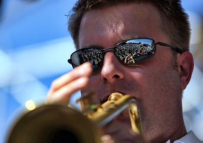 Caleb Denision - Ken DeRouchie Band