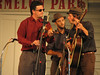 The Hunger Mountain Boys have a great oldtimey sound.