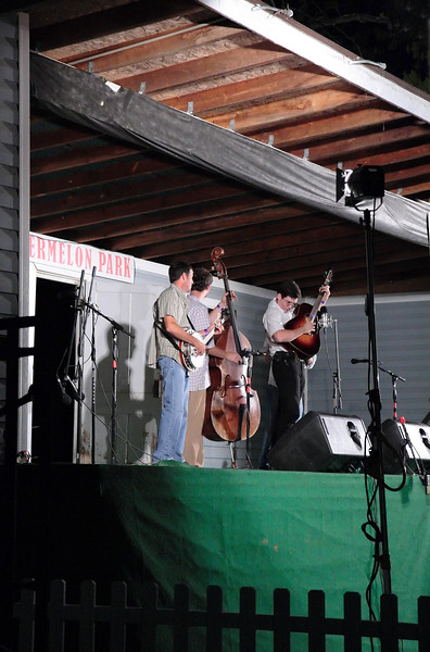 Driving Force bluegrass band