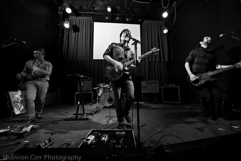 Wave Array @ The Uptown 1/7/12