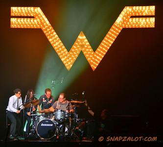 Weezer - Mahaffey Theater St. Petersburg, FL - 11/09/12