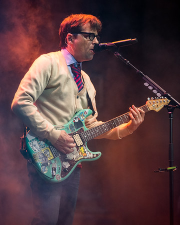 July 8, 2018 Weezer at Ruoff Home Mortgage Music Center. Photo by Tony Vasquez for Onstage Magazine