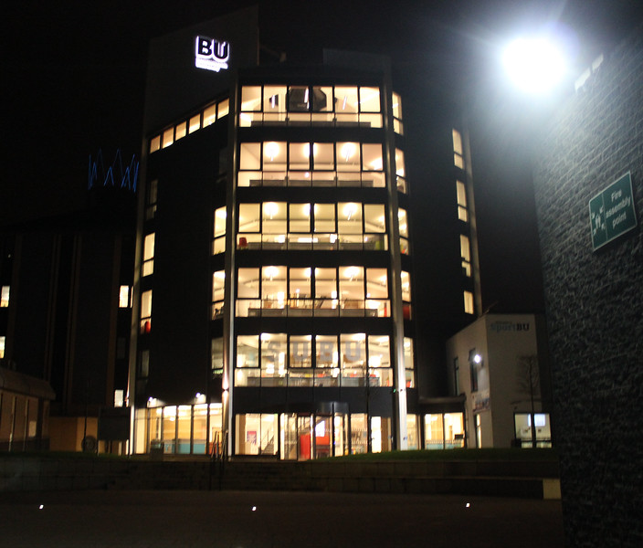 Bournemouth University (part sponsor and host of the Competition)