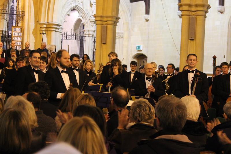 WOS Carmina Burana Concert 25 Jan 2015