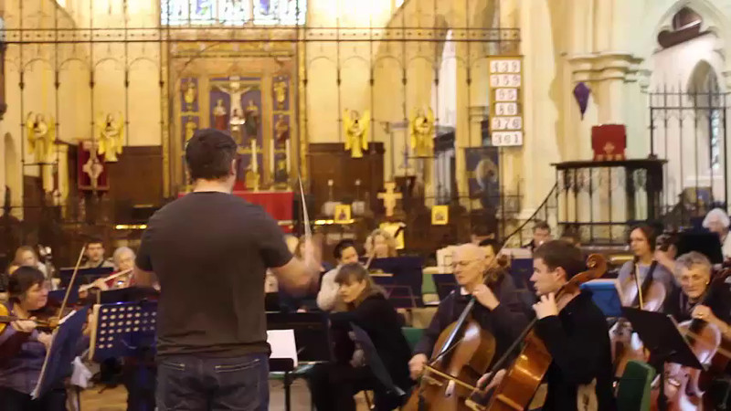 WOS Danzon Extract Rehearsal 28 Mar 2015