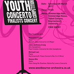 WOS Concerto Finalists Poster 2017