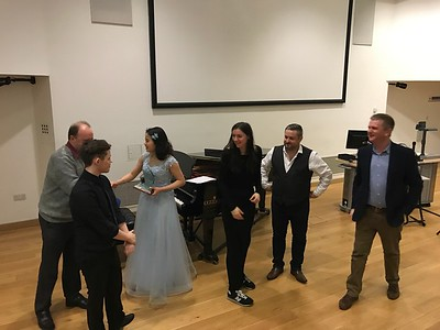 WOS Youth Concerto Competition 2017