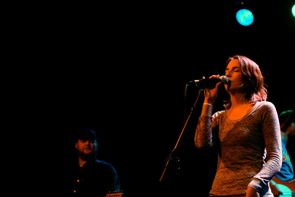 Whiskey & Co. - Music Hall of Williamsburg - November 3rd, 2007 - Pic 1