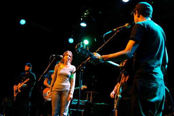 Whiskey & Co. - Music Hall of Williamsburg - November 3rd, 2007 - Pic 4