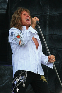 David Coverdale of Whitesnake - St. Paul, Minnesota