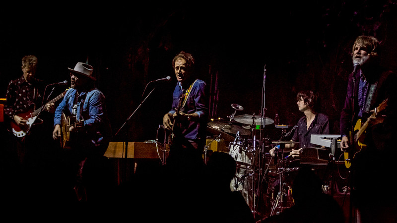 February 23, 2017, Wilco Winterlude night two at The Chicago Theatre.