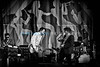 Jorgensen, Cline, Tweedy & Kotche<br /> <br /> Wilco @ Acura Stage (Thur 5/5/11)