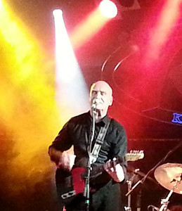 Wilko Johnson, Robin2, Bilston 07.3.13