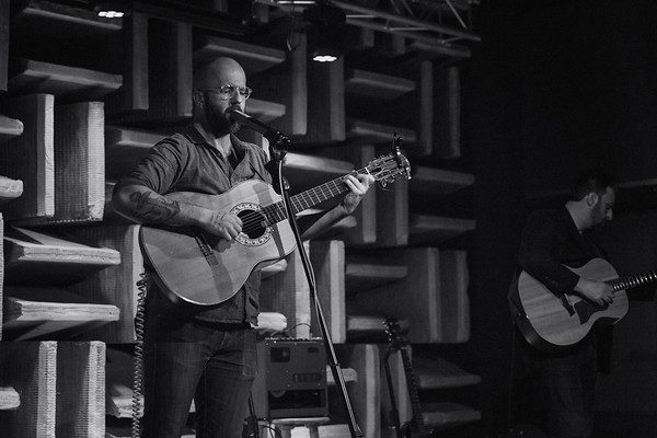 Sun King Brewery & MOKB Present William Fitzsimmons at the HI-Fi  Indy on January 11th, 2019. Photo by Tony Vasquez