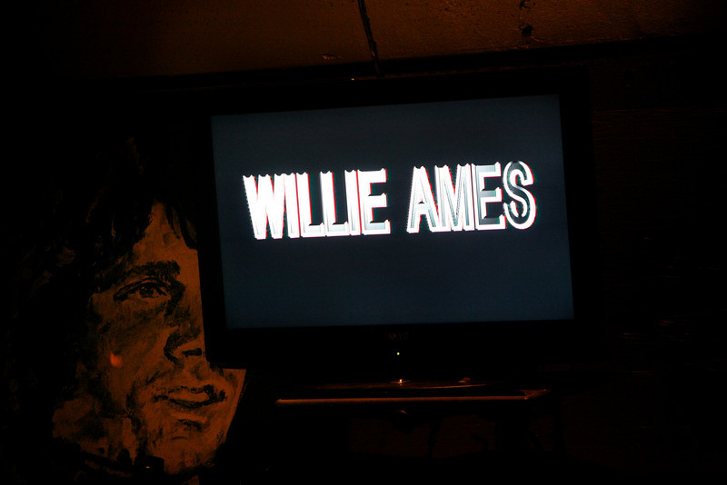 Willie Ames @ Whiskey A Go Go, Sunset Strip, Los Angeles, CA
