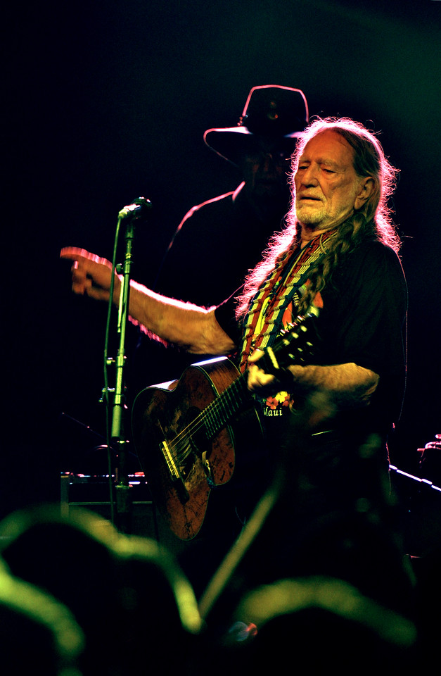 Willie Nelson - The Sound Garden