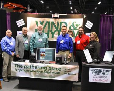 Wind & Rhythm at Midwest Clinic 2013